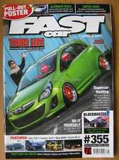 Fast Car May 2015 Corsa SRi Signum BMW E30 Golf Mk6 Mini Mazda RX-8 Ferrari 458