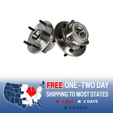 2 NEW Front Wheel and Hub Bearing Assembly 2000 2001 DODGE RAM 1500 4X4 4WD ONLY