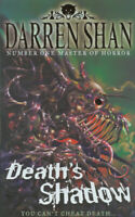 The Demonata: Death's shadow by Darren Shan (Hardback) FREE Shipping, Save £s