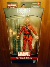 Marvel Legends The Hand Ninja Stilt-Man BAF MISB