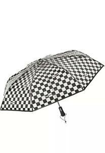 Supreme ShedRain Transparent Checkerboard Umbrella IN HAND READY TO SHIP!