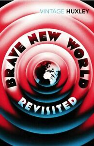 Brave New World Revisited, Huxley, Aldous, New Book