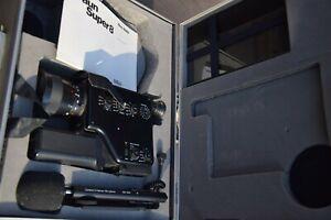 S8 Tonfilmkamera Braun-NIZO 6080 Profi Set in Alukoffer