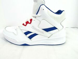 Reebok Men's White High Top Shoes CN6856 Men's Size 11 (US) Basketball Shoes