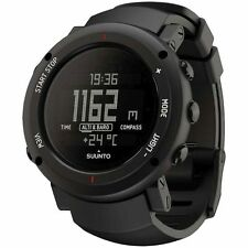 New Suunto SS018734000 Core Alu Deep Black Digital Quartz Watch, 49.1mm Case