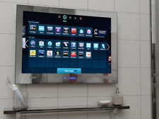 "19"" NEW SARASON 2021 Waterproof Bathroom LED Mirror SMART TV OPTION via firestic"