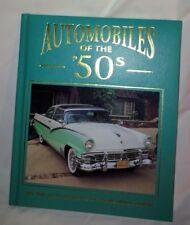 Automobiles of the 1950's Thunderbird Cosmopolitan Belvedere Bel Air Montclair