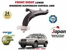 FOR SUBARU FORESTER SG 2002-2008 NEW FRONT RIGHT WISHBONE SUSPENSION CONTROL ARM