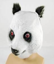 Panda Rubber Overhead Mask,   ANIMAL EYE MASK, FANCY DRESS #AU
