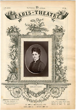 Lemercier, Paris-Théâtre, Adela-Juana-Maria dite Adelina Patti (1843-1919), cant