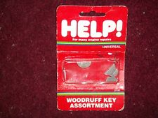 Dorman HELP! Woodruff Key Assortment, Carded #13125