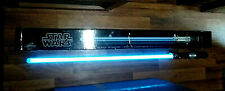 Star Wars SIGNATURE SERIES Anakin Skywalker Force FX Lightsaber w/ Lighted stand