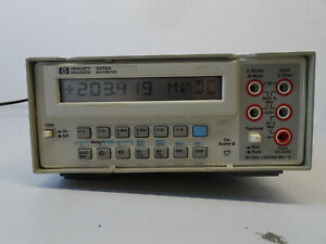 HP 3478A Multimeter (LS-140) *