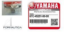 ANODO CUBO ORIGINALE PER FUORIBORDO YAMAHA 67C-45251-00 PER 40/60 HP.