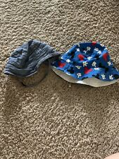 Baby Gap And Mickey Mouse Bucket Hats