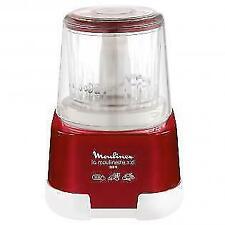 Moulinex 1,2,3 XXL 1000W 550ml Picadora de Carne - Roja