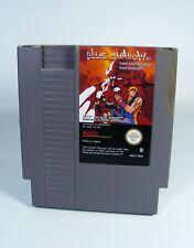 BLUE SHADOW für NES Nintendo Entertainment System nur Spiel Modul