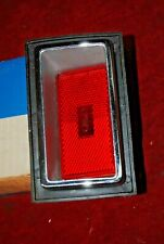 70 MUSTANG RH MARKER LAMP ASSY ORIG FORD GOOD COND. WITH ALL ATTACHING PARTS