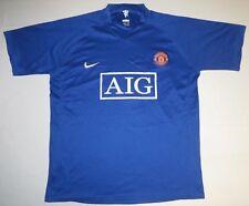 0760c44b645 Manchester United Football Club AIG Cristiano Ronaldo  7 Jersey Large Nike