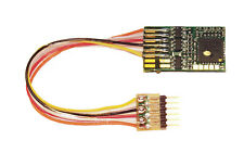Fleischmann 687403 Decoder 6-polig mit Stecker (NEM 651) für Spur H0 + TT - NEU