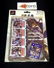MEMORY CARD PLAYSTATION 2 PS2 ONIMUSHA DAWN OF DREAMS HORI NUEVO NEW OFFICIAL