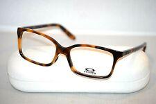 OAKLEY OX1130-0252 INTENTION Brown Plastic Tortoise Eyeglasses Frames
