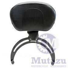 Mutazu Adjustable Height Folding Driver Rider Backrest for BMW K1200LT K1200 LT