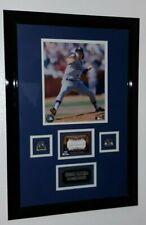 Fernando Valenzuela 2005 Upper Deck Sweet Spot Auto Baseball Dodgers Framed