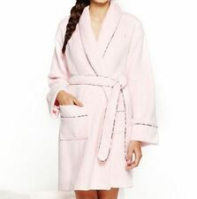 Tommy Hilfiger Pink Blushing Bride Super Soft Short Robe Size L/XL