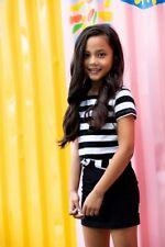 ♥ B.NOSY ♥  Mädchen 2tlg. Set Kleid + T-Shirt black Gr.122-164 ♥ Y103-5863-099