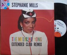 "STEPHANIE MILLS ~ The Medicine Song REMIX ~ 12"" Single PS"
