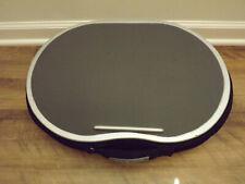 Brookstone E-Pad Portable Laptop Desk Black Cushion