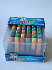 ThinkFun 36 CUBE World's Most Challenging Puzzle Game Complete in Box