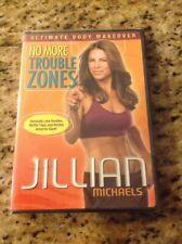 Jillian Michaels - No More Trouble Zones (DVD, 2008)NEW Authentic US RELEASE