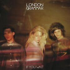 If You Wait [2LP] - London Grammar (Double Vinyl DELUXE w/3 Bonus Songs, 2014)