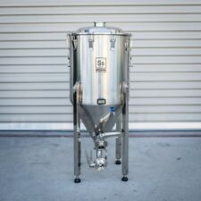 Half bbl | Chronical Brewmaster Edition Fermenter - 17 gal Conical Stainless Ss