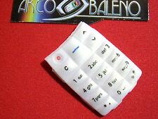 Kit Ricambio TASTI TASTIERA per NOKIA 1100 per Cover Guscio Kit nuovo Keypad