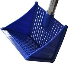 Beach Shell Sifter Scoop Rake with Mesh Bag