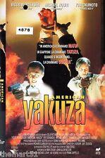 American yakuza (1994) VHS CVC  Video    Frank Cappello