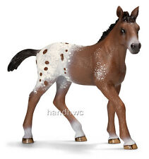 Schleich 13733 Appaloosa Foal Horse Model Toy Figurine - NIP