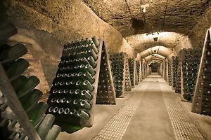 Sehr altes Original Champagner Rüttelpult für 120 Flaschen Rüttelbrett Weinregal