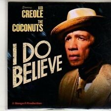 (DB56) Kid Creole & The Coconuts, I Do Believe - 2011 DJ CD