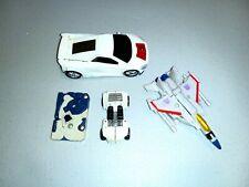 Vintage Transformers Lot Used Mini Starscream, Breakdown, Dino Tape & Mini Jeep