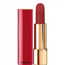 CHANEL ROUGE ALLURE VELVET Luminous Matte Lip Colour Coll. Libre BNIB RED NO. 3