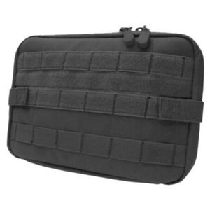 CONDOR TACTICAL SECURITY MULTIPURPOSE T&T POUCH MAP MOLLE WEBBING AIRSOFT BLACK