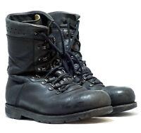 Genuine / original German army Para / paratrooper combat / assault boots