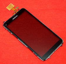 Original Nokia E7 E7-00 Touchscreen Display Glas Digitizer Touch Frontscheibe