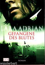 """Lara Adrian - """" race de minuit 2 - Prisonnier de SANG """" (2007) - tb"""