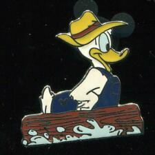 Hidden Mickey 2007 Series 2 Splash Mountain Donald Duck Disney Pin 57923