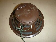Vintage Jensen C10N Speaker